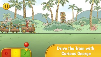 Curious George Train Adventureのおすすめ画像1