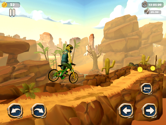 Dirt Bike Racing Stunts screenshot 4