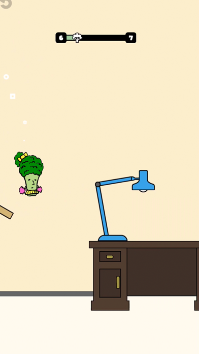 Broccoli Jump! screenshot 2