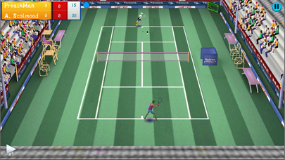 Real Tennis Manager Screenshots