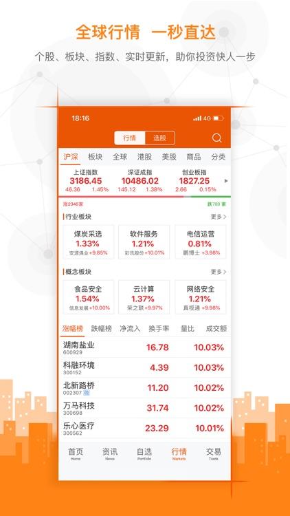 东方财富金牛版-股票炒股 证券开户 screenshot-4