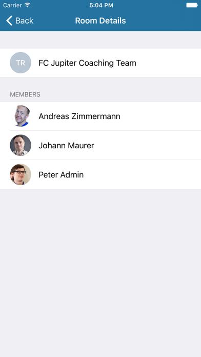 SAP Team One V2 screenshot three