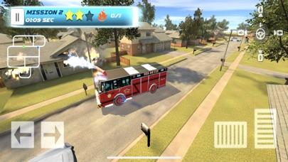 Fire Truck Parking Simulatorのおすすめ画像1