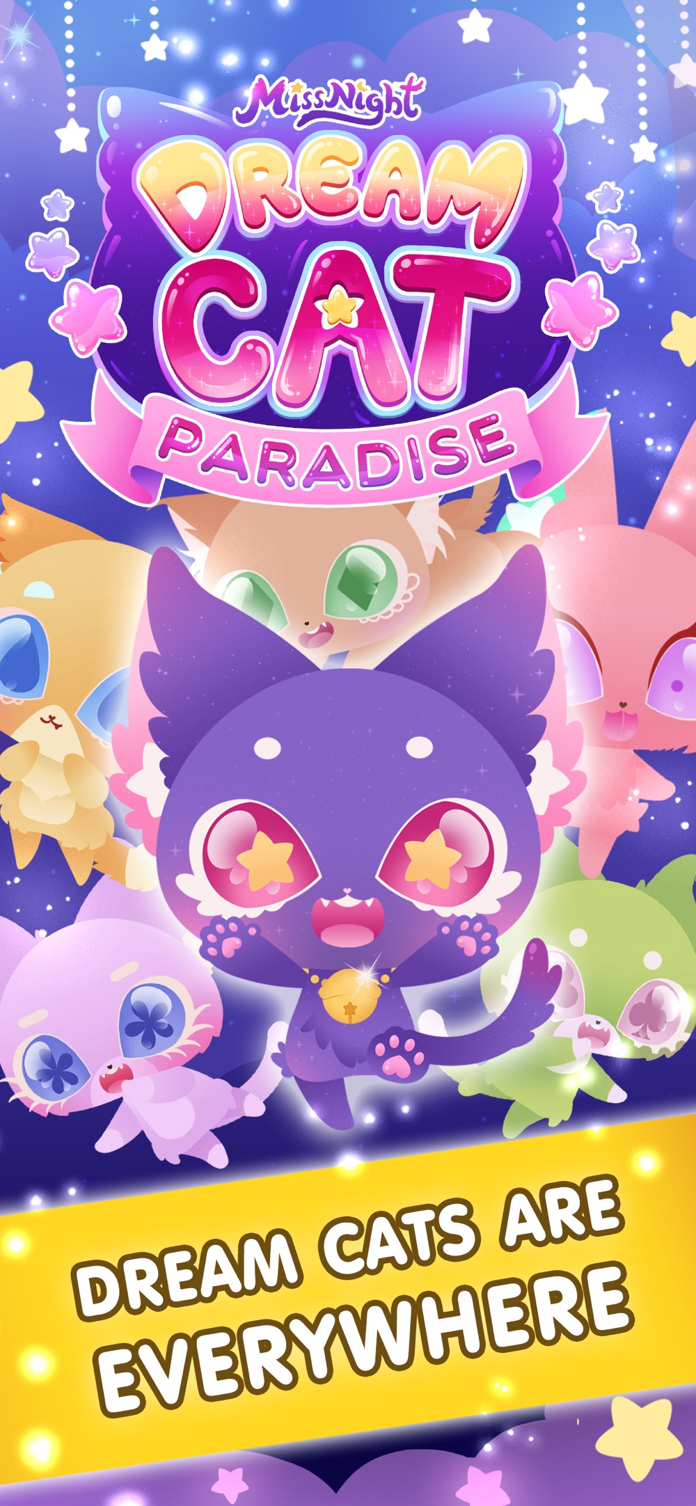 Dream Cat Paradise Cheat Codes