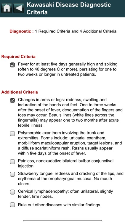 EBMcalc Pediatrics screenshot-5