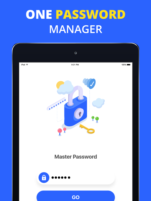Password vault • by Best Cool Apps LLC (iOS, United States