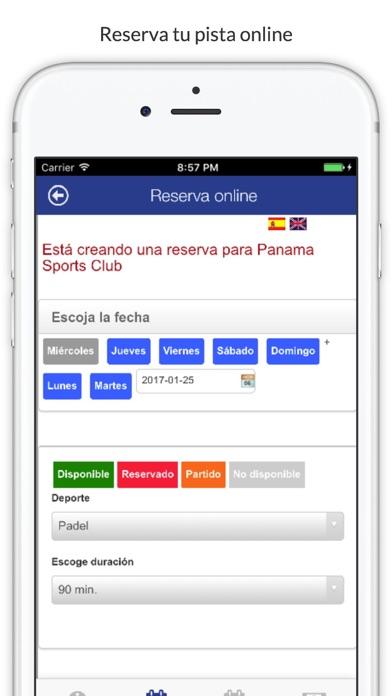 Panama Sport Club - PSC screenshot 2