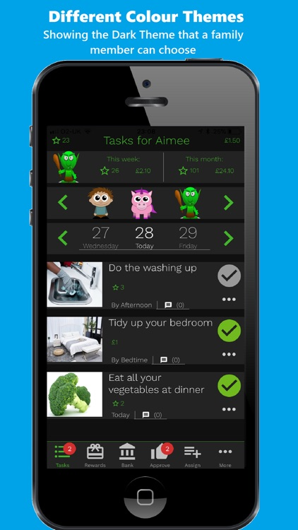 Star Chores - Family Tasks App