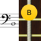 App Icon for Bass Sight Reading Trainer App in Denmark IOS App Store