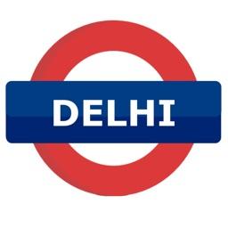 Delhi Metro - Route Planner