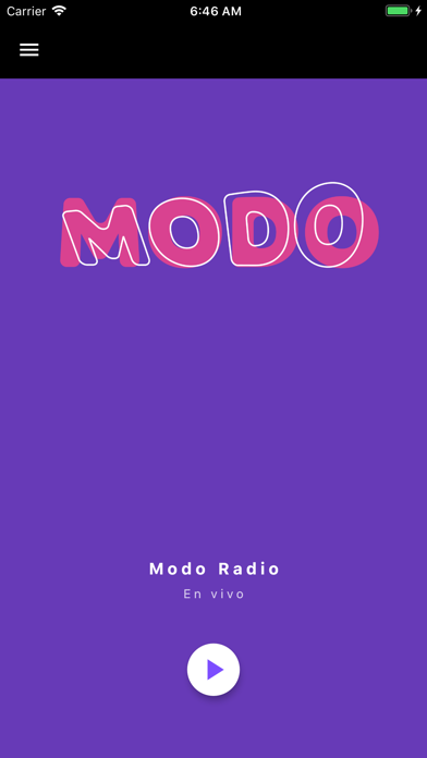 Modo Radio