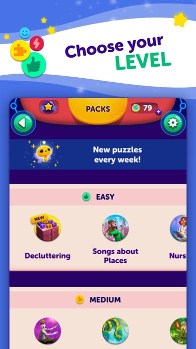 CodyCross: Crossword Puzzles Screenshot on iOS
