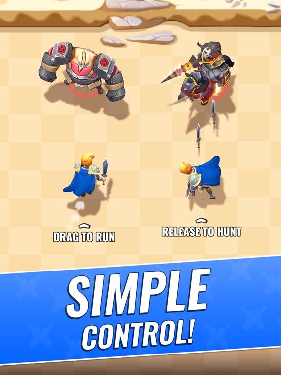 Arcade Hunter: Sword and Gun screenshot 8