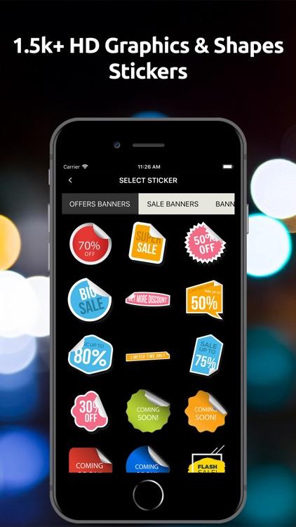 Poster Maker: Flyer Creator screenshot-4