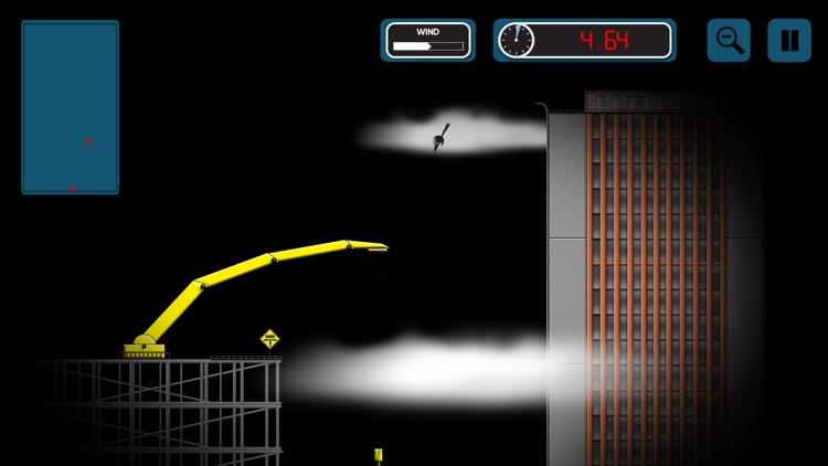 Stickman Base Jumper screenshot-4