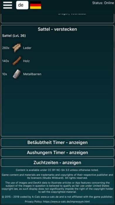 messages.download A-Calc für Ark Survival Evolve software