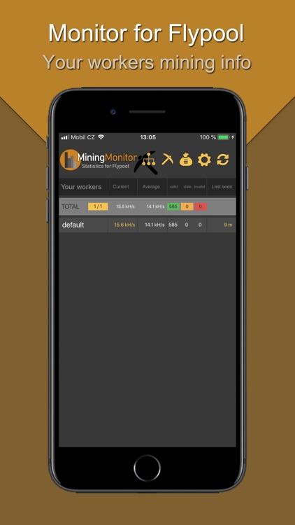 Monitor for Flypool screenshot-3