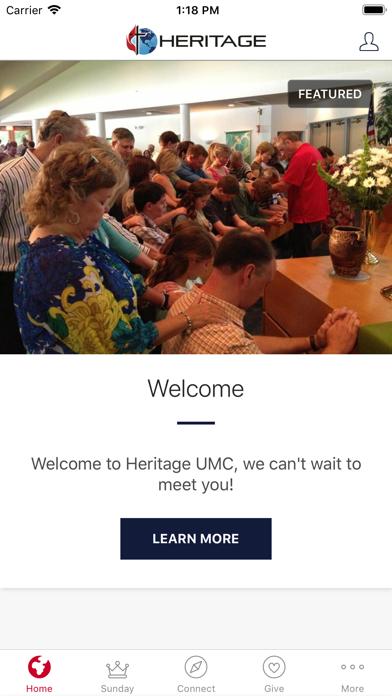 点击获取Heritage UMC