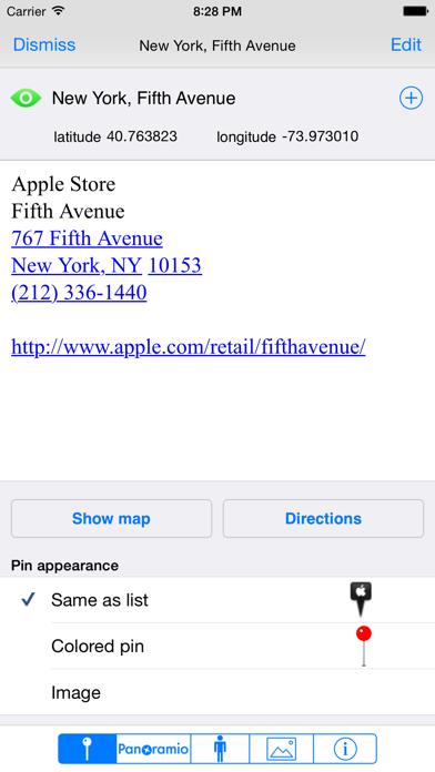 POIViewer Screenshot
