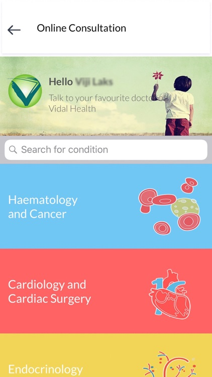 Vidal Health screenshot-3