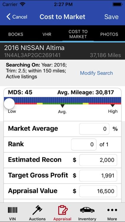 FirstLook Mobile Appraiser screenshot-3