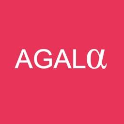 Calculo de Dosis AGALα