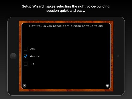 Voice Builder screenshot