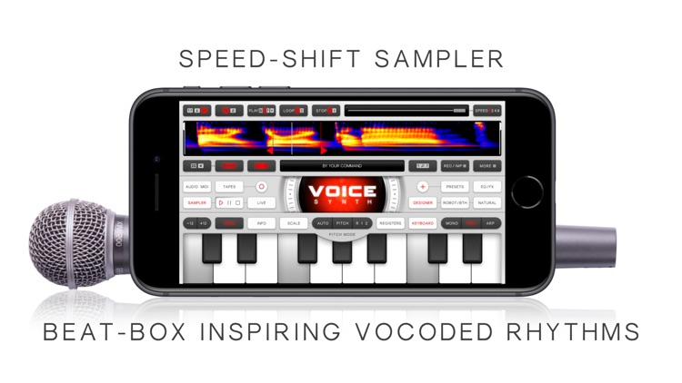 Voice Synth Modular By Qneo
