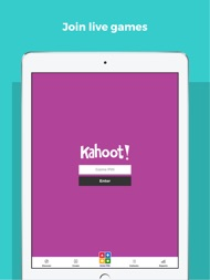 Kahoot! Play & Create Quizzes ipad images