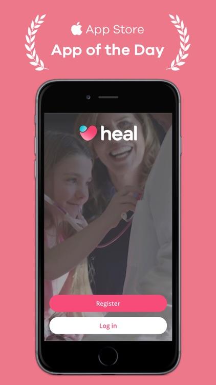 Heal: Telehealth & House Calls screenshot-0