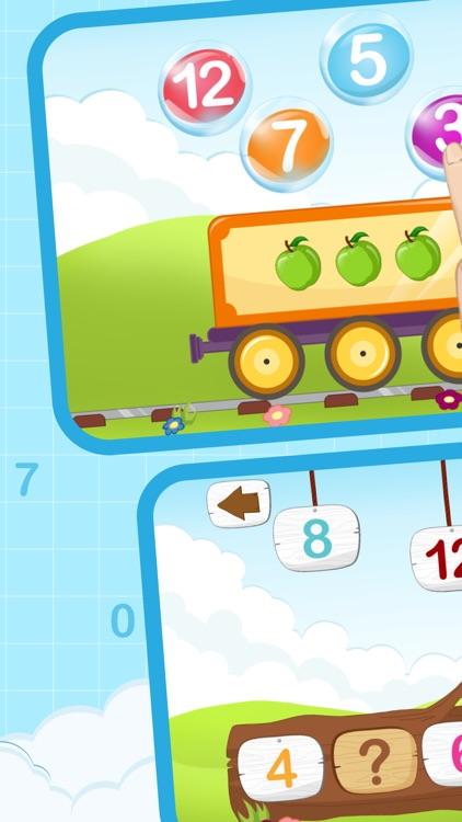 Números para niños en español screenshot-5