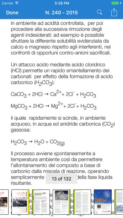 Marmomacchine MagazineScreenshot of 2