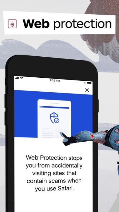 Malwarebytes Mobile Security Screenshot