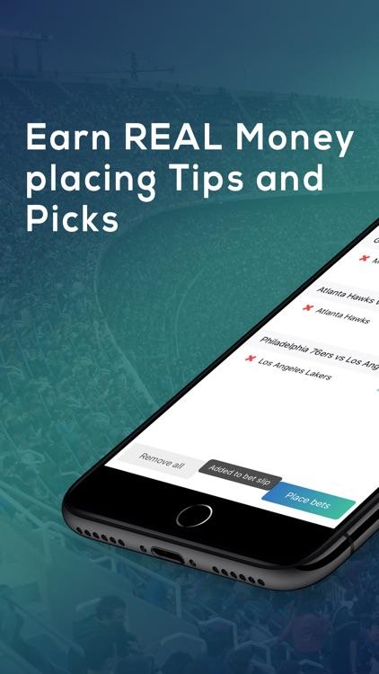 Sports Betting Tips by KingPin screenshot-4