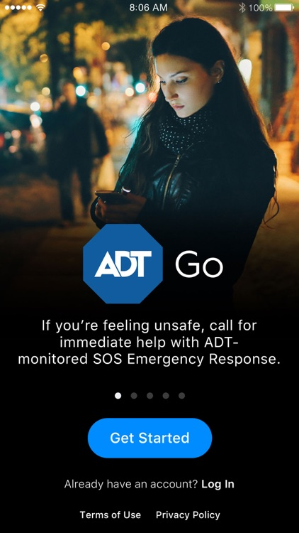 ADT Go - Personal Safety App screenshot-0