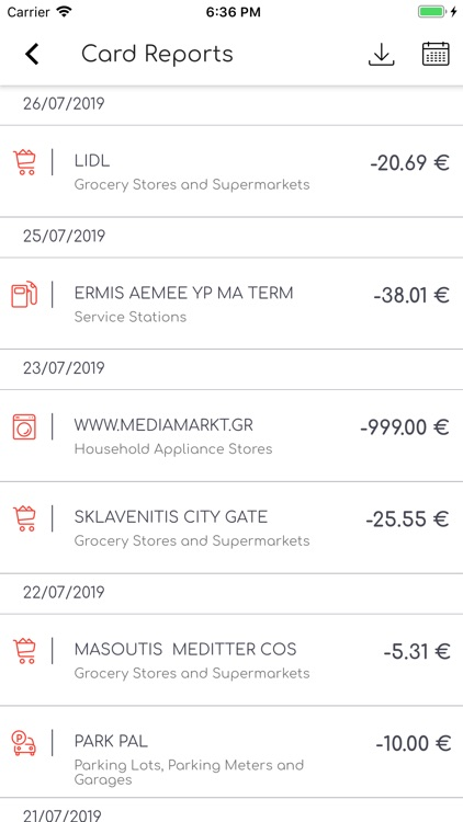 Fillit - Unique Mobile Banking screenshot-5