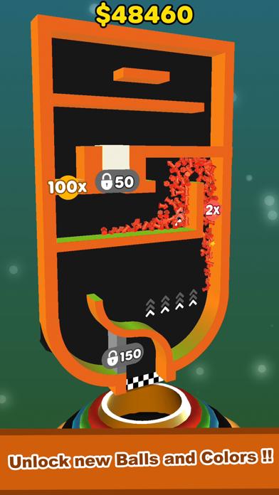 Split Balls 3D screenshot 5