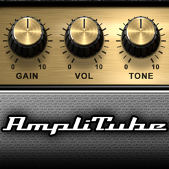 ‎AmpliTube for iPad