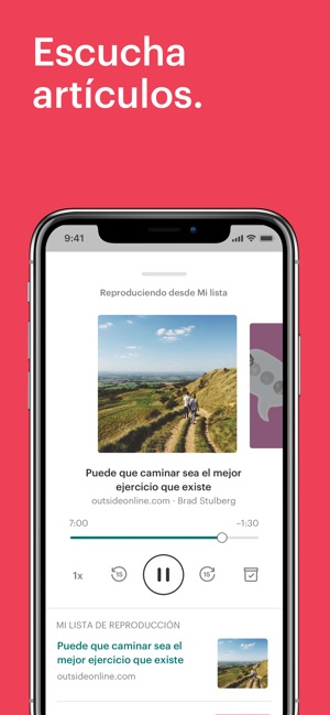 ‎Pocket: Save Stories for Later Screenshot