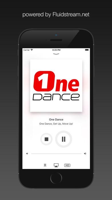 Radio One Dance screenshot two