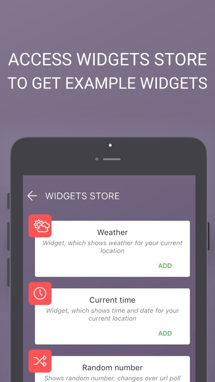 ANY WIDGET - mobile dashboard screenshot-3