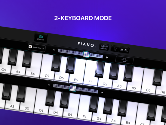 Piano - simply game keyboard screenshot 12