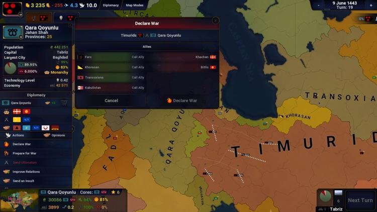 Age of History II screenshot-6