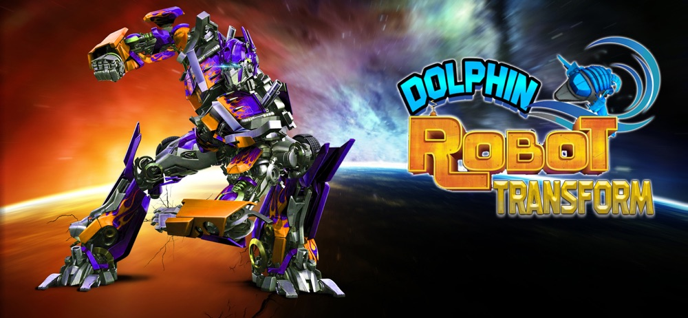 Dolphin Robots Transform City