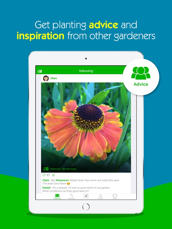 Garden Tags - Plant identification and inspiration screenshot