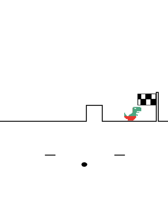 Run Line: Dinosaur screenshot 7