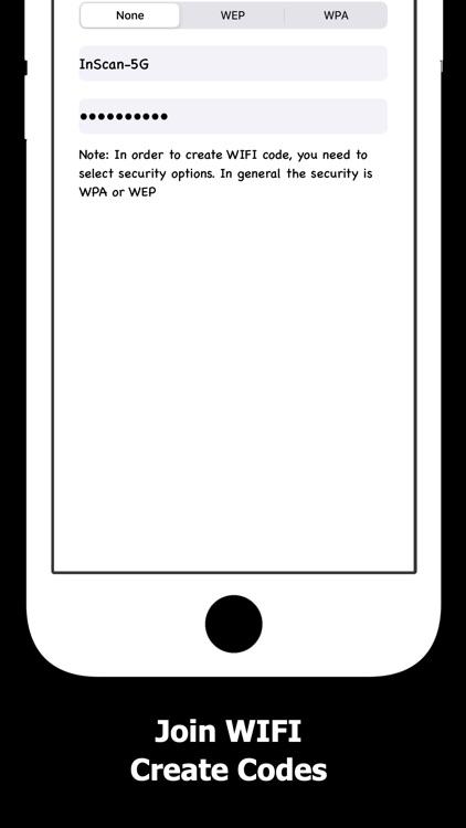 InScan - QR Code Scanner screenshot-6