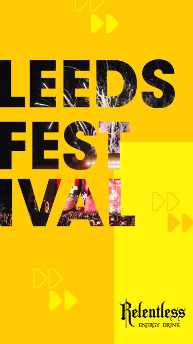 Leeds Festival screenshot one