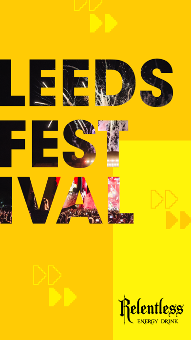 Leeds Festival screenshot one