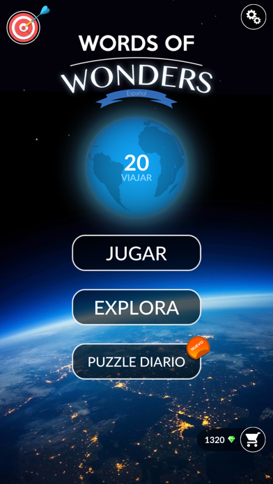 Screenshot for Words Of Wonders: Crucigramas in Chile App Store